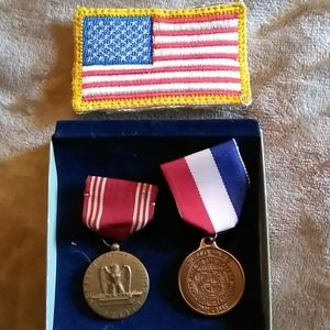 Other - For The WW2 Collector, 2 Medals